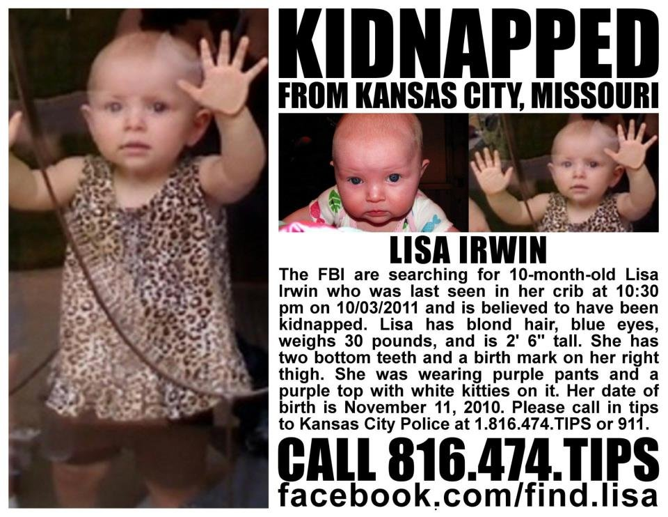 Lisa Irwin - Missing Child